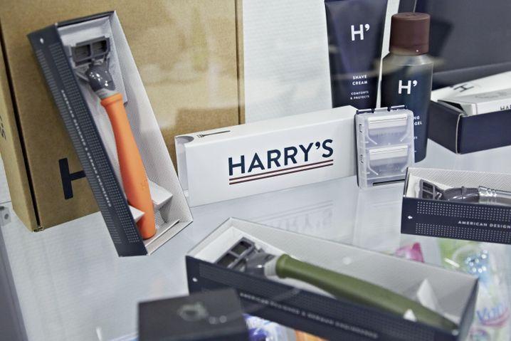 Harry's-Rasierer