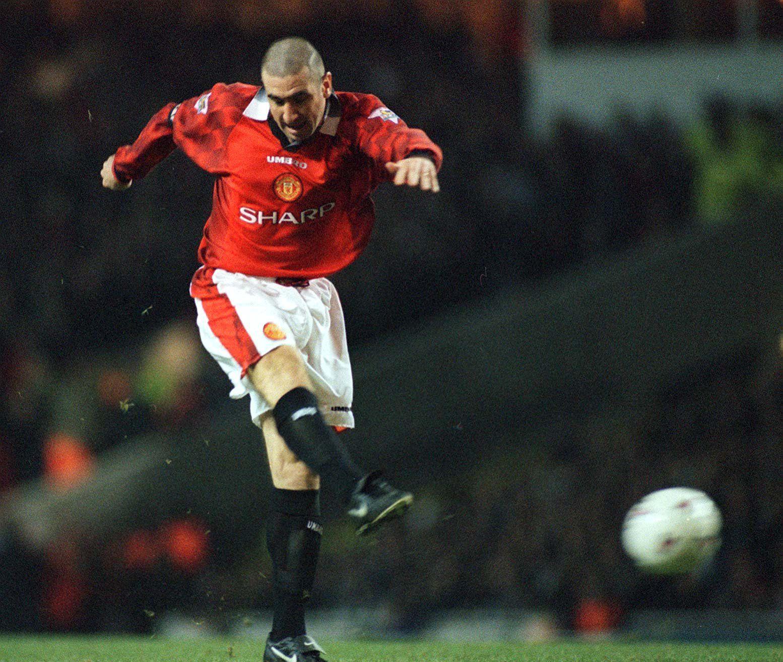 Eric Cantona - Manchester United Stock