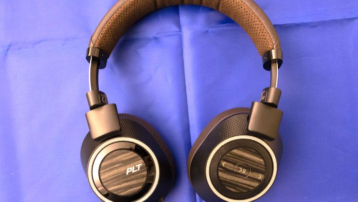 Noise-Canceling-Kopfhörer: Plantronics Backbeat Pro 2