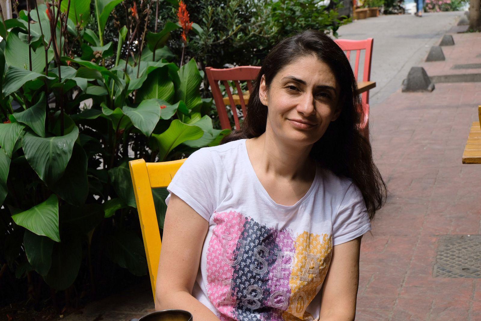 Gönül Örs - Prozess in Türkei wegen Terrorvorwürfen