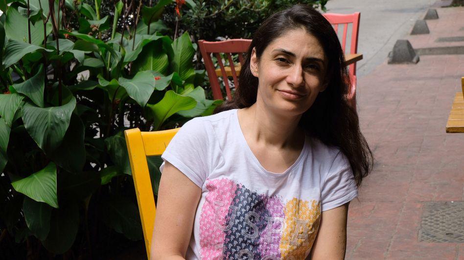 Gönül Örs saß zwei Jahre lang in der Türkei fest. Sie weist die Vorwürfe zurück