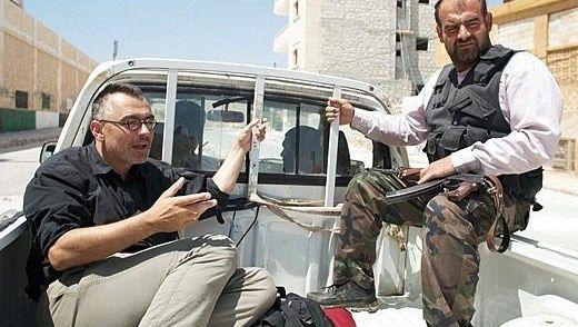 Reuter in Syrien 2012