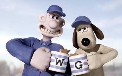 Trickfilmhelden Wallace & Gromit: Jagd auf Duweißtschonwer