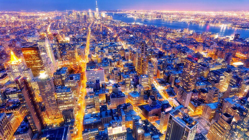 Fotostrecke: Die neuen Stars der New Yorker Skyline