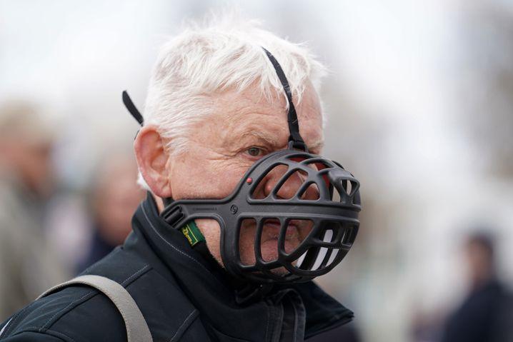 Maskenverweigerer in Stuttgart: »Nicht das Recht, die Gesundheit anderer zu gefährden«