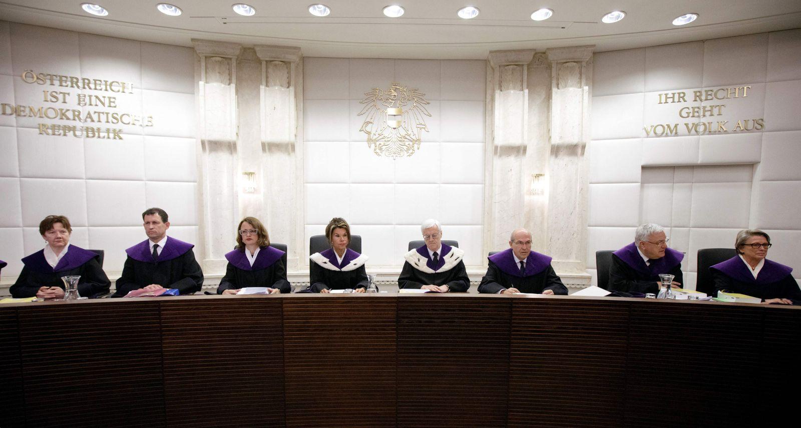 Österreich / Verfassungsgericht