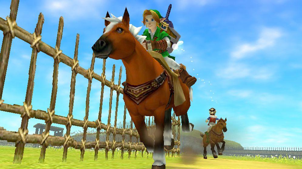 Angespielt: The Legend of Zelda - Ocarina of Time 3D