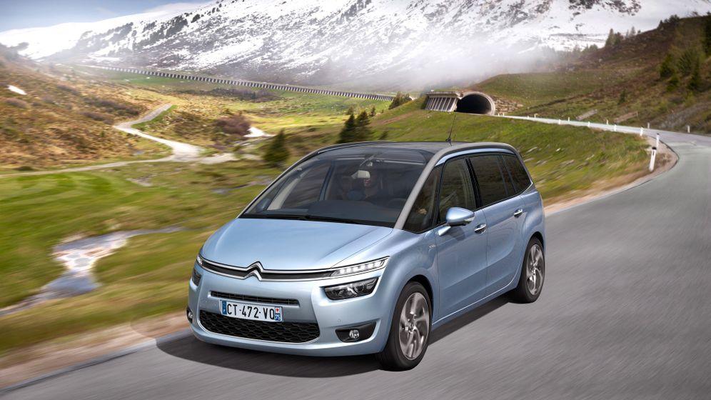 Citroën Grand C4 Picasso im Test: Wie vom anderen Stern