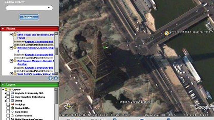 Google Earth: Weltreise auf dem Desktop
