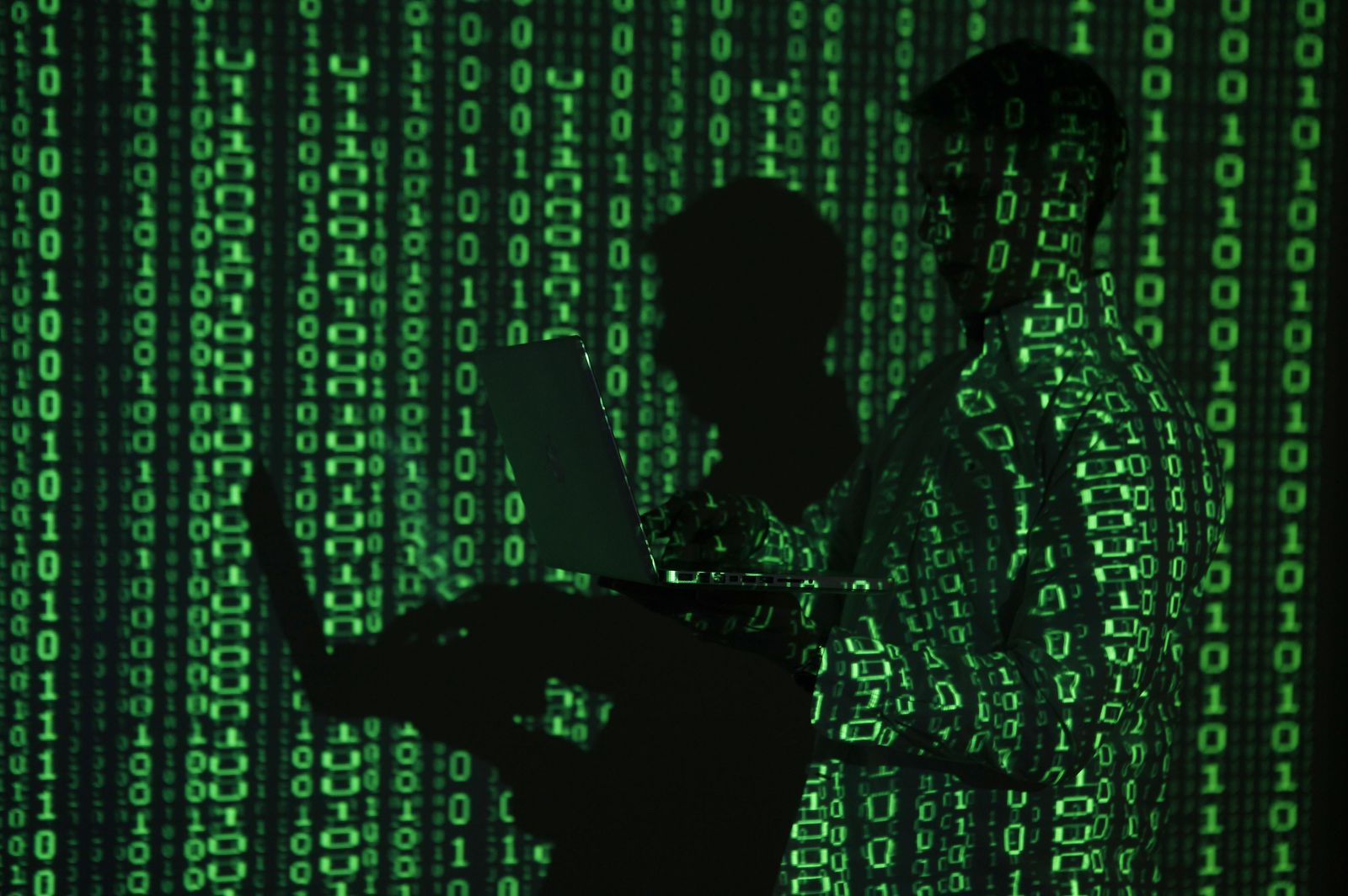 Computer/ Binärcode