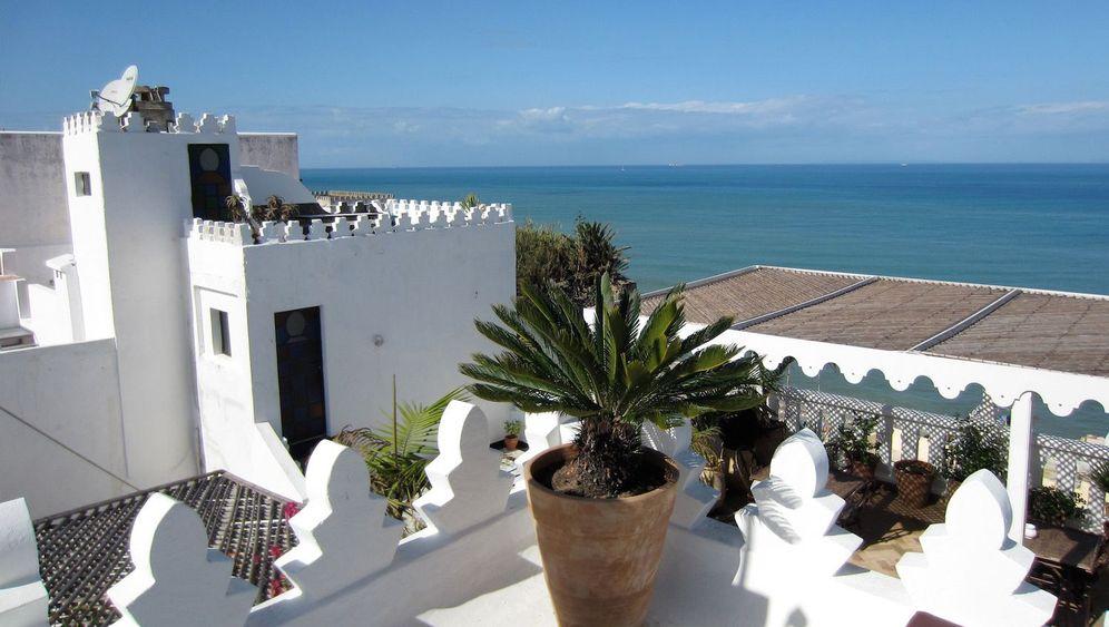 Ein Tag in Tanger: Gassen, Grillfisch und Gewimmel