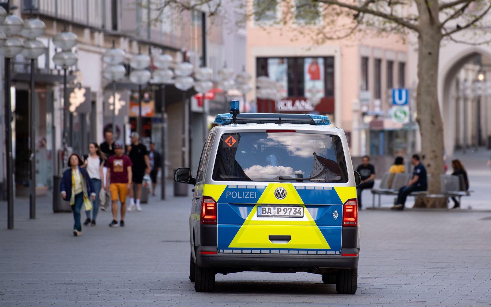 Coronavirus - Polizei