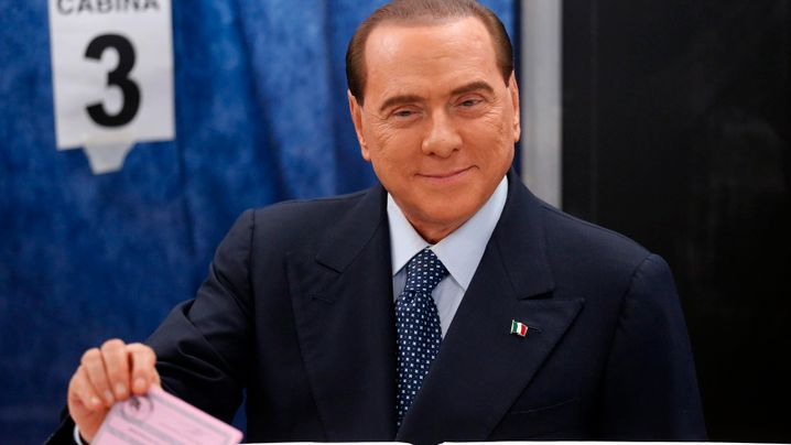 Parlamentswahl: Zitter-Abstimmung in Italien