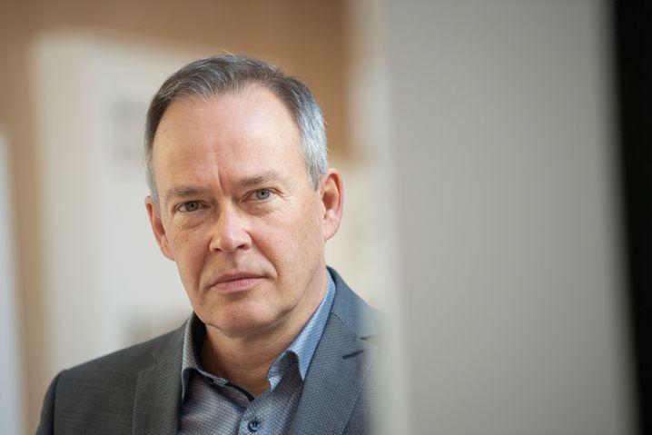 Datenschützer Stefan Brink