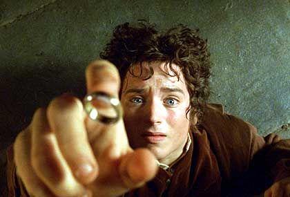 """Ein Ring und jetzt zwei Sterne: """"Herr der Ringe"""""""