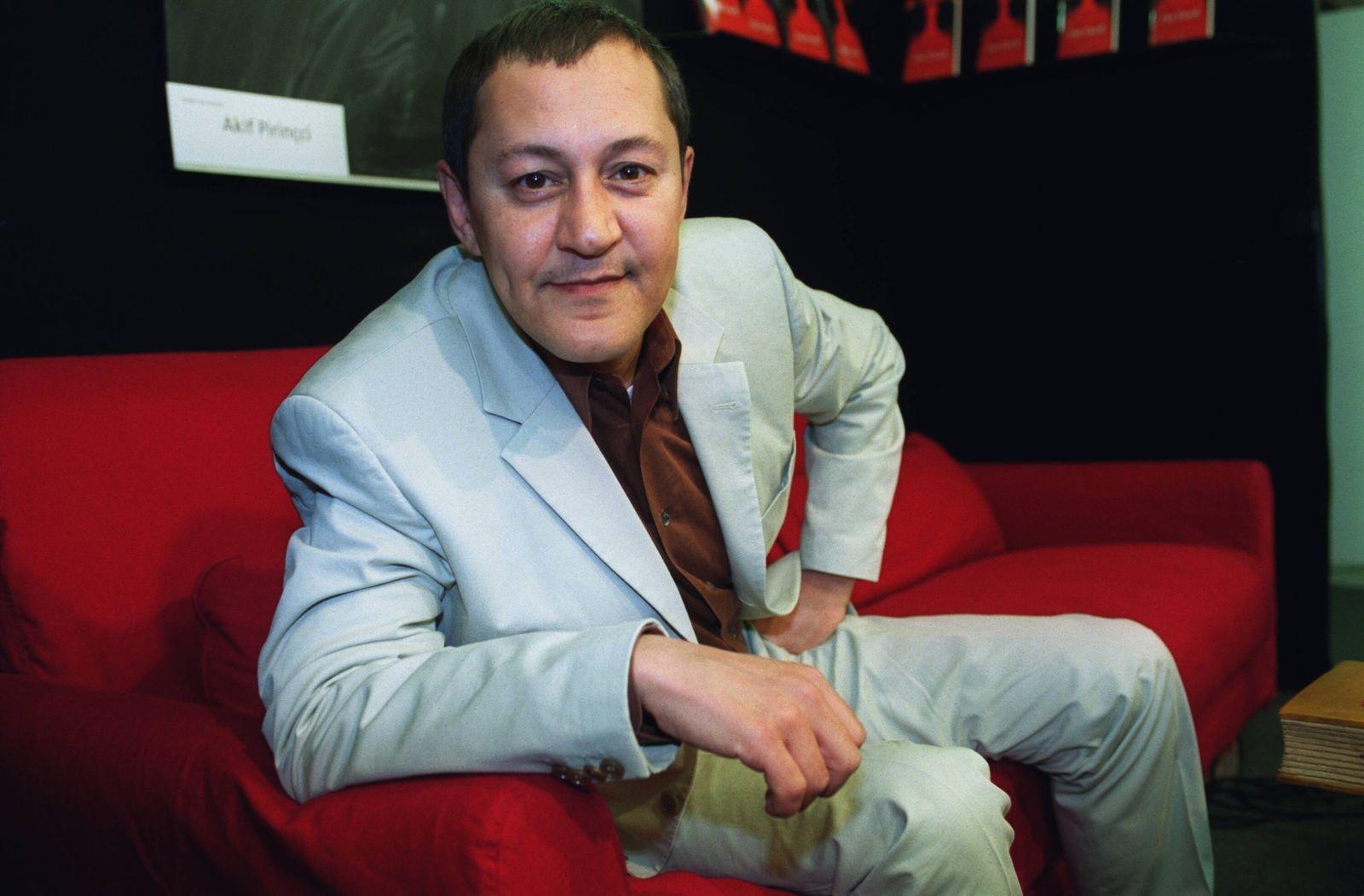 EINMALIGE VERWENDUNG Akif Pirincci