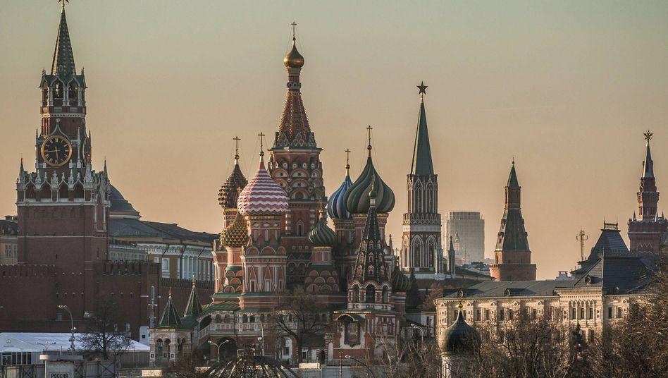 Kreml: Neue Spannungen mit dem Westen