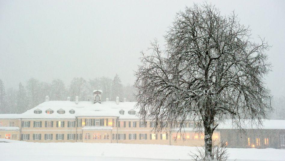 Haus der Hanns-Seidel-Stiftung in Wildbad Kreuth (Archiv): Am 7. Januar kommt die CSU-Landesgruppe hier zusammen