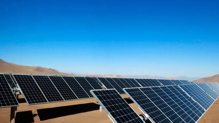 Desertec: Sauberer Strom aus der Wüste