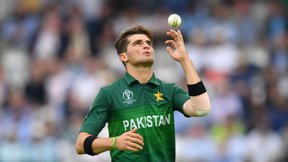 Pakistans Shaheen Shah Afridi darf weiter vom WM-Titel träumen