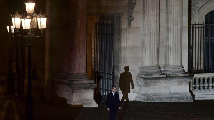 Frankreich: Macron siegt bei Präsidentenwahl