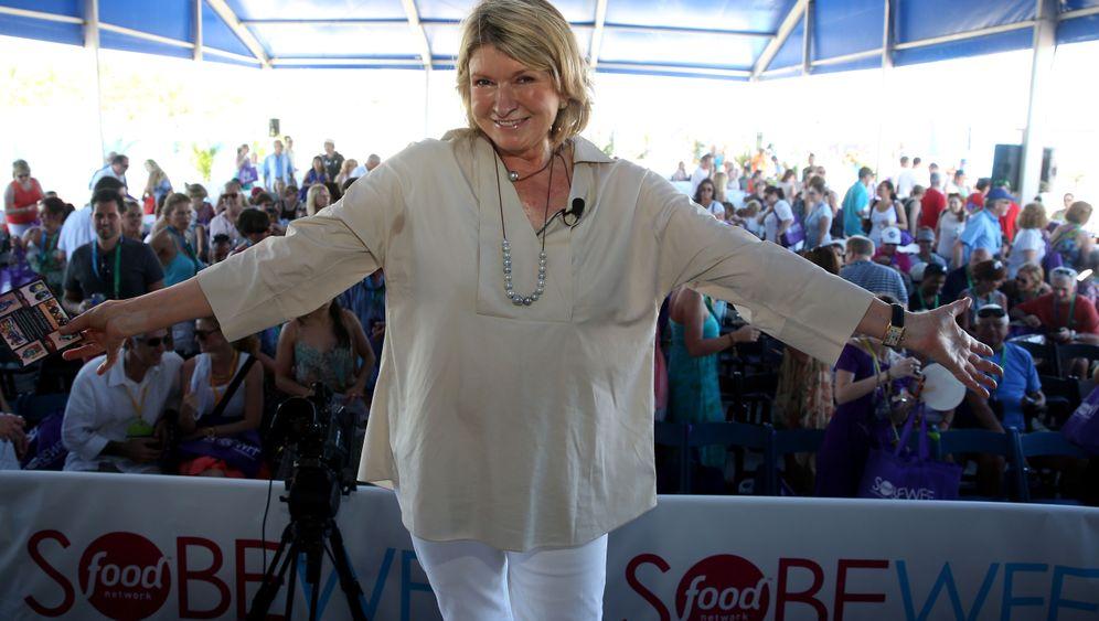 Martha Stewart: Drohne als Lieblingsspielzeug