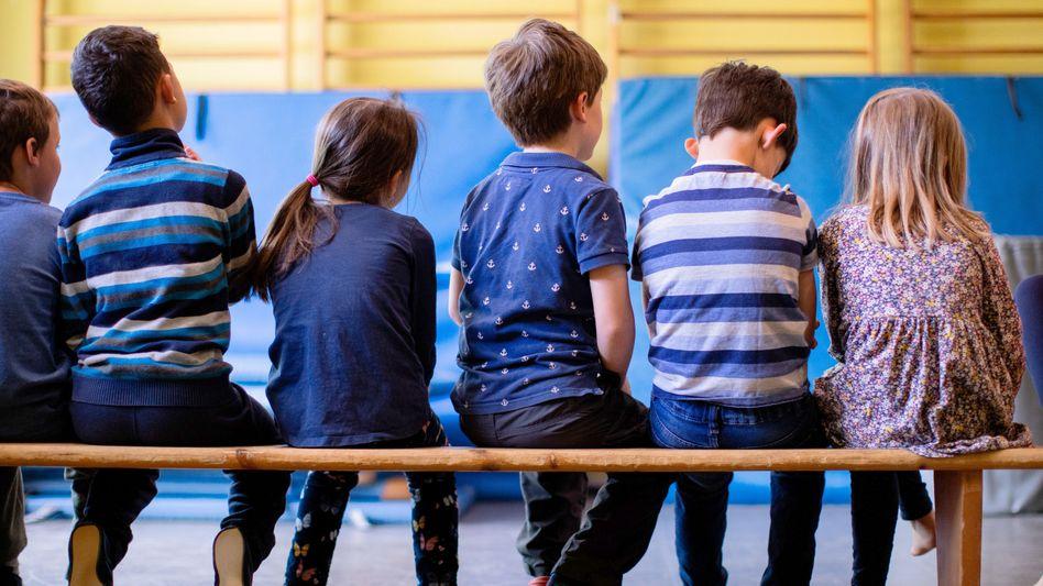 Kinder in einer Kindertagesstätte: Kleinerer Aktionsradius als die Eltern