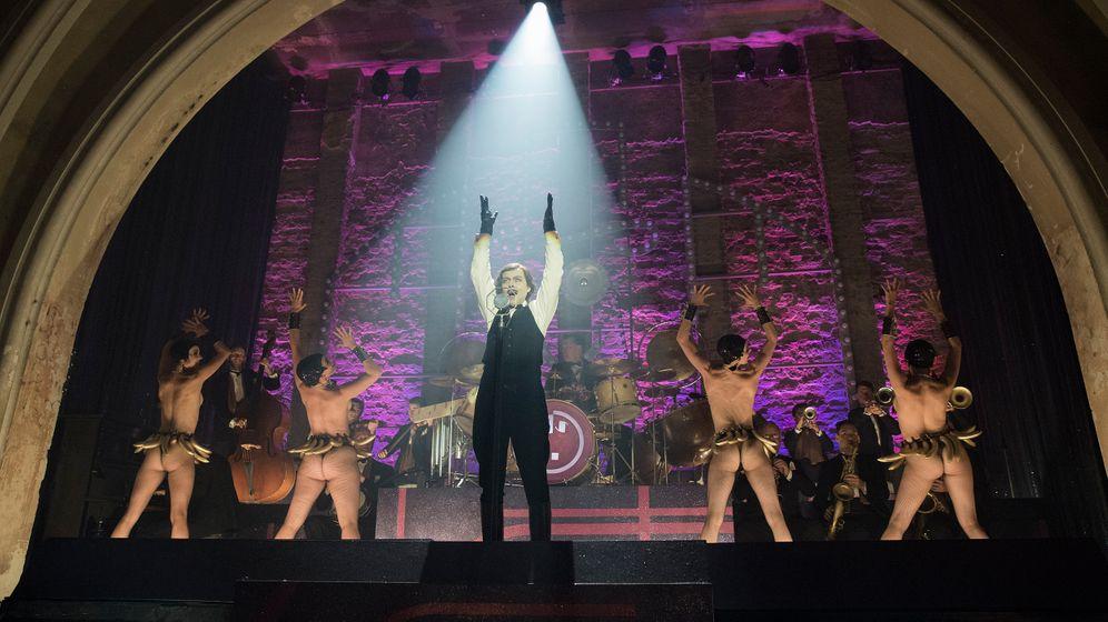 """Babylon Berlin"": Deutsche Serie, internationales Niveau"
