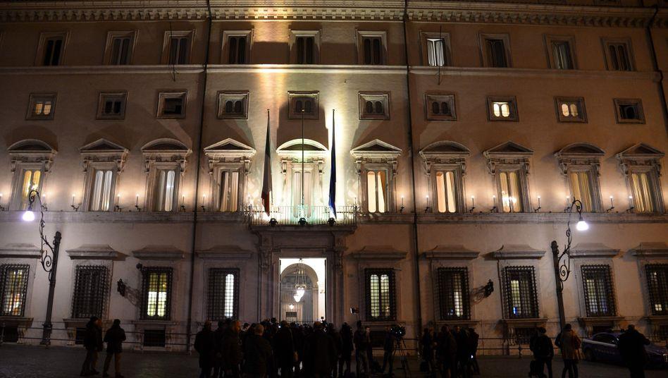 Präsidentenpalast in Rom
