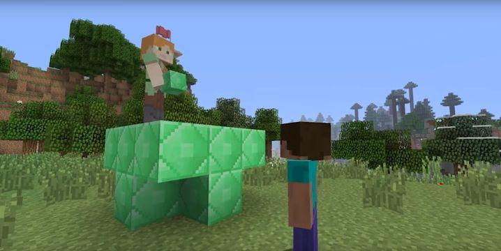 """Weltweiter Überraschungserfolg """"Minecraft"""""""