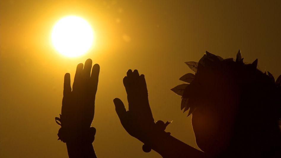 Kraft aus der Sonne: Wirkungsgrad durch spezielle Anordnung stark erhöht