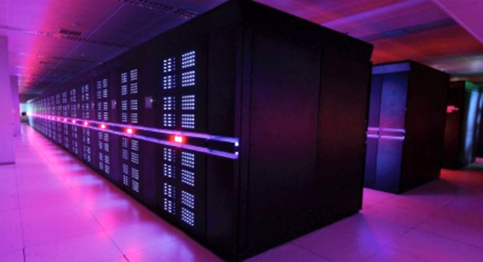 Supercomputer als Mathematiker