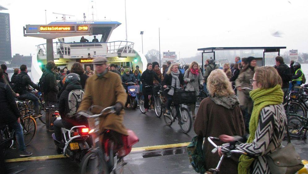 Mobilität der Zukunft: Amsterdam will E-Mobil-Hauptstadt werden