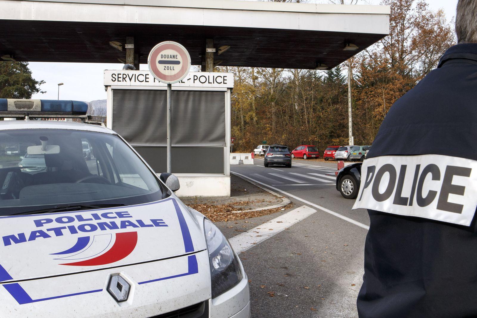 Switzerland France Paris Attacks