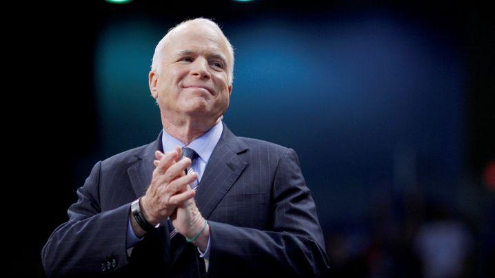John McCain: Kriegsheld, Senator, Anti-Trump