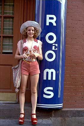 """Darstellerin Foster in """"Taxi Driver"""" (1976): """"Ich mag keine weichgespülten Figuren"""""""