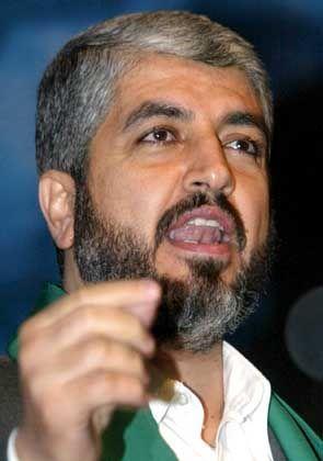 Khaled Maschall: Für die nächsten 40 Tage Chef der Hamas