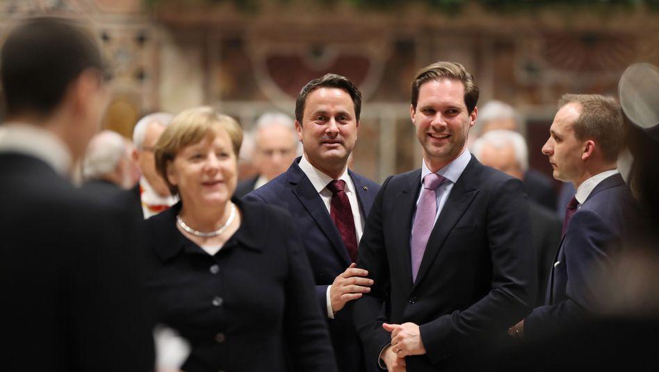 Xavier Bettel und sein Mann Gauthier Destenay
