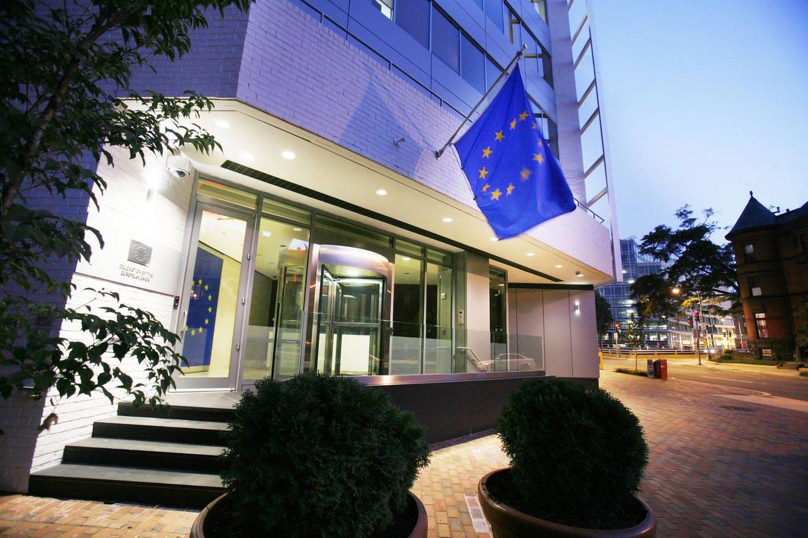 EINMALIGE VERWENDUNG Washington/ EU