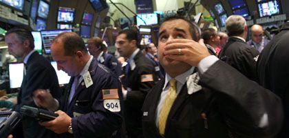 """Untergangsstimmung an der Wall Street: """"Das ist die Rückkehr zum puren Kapitalismus, das Überleben des Stärksten"""""""