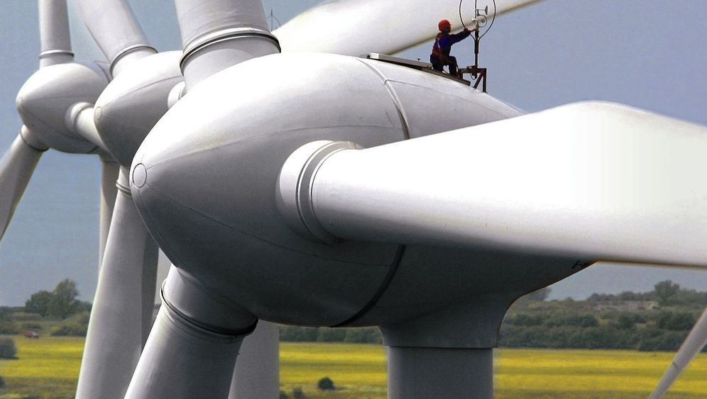 Photo Gallery: A Who's Who in European Wind Energy