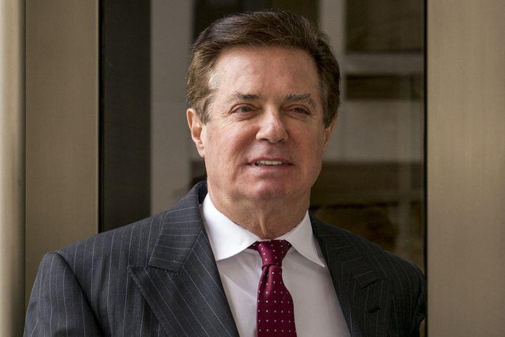 Paul Manafort (April 2018)