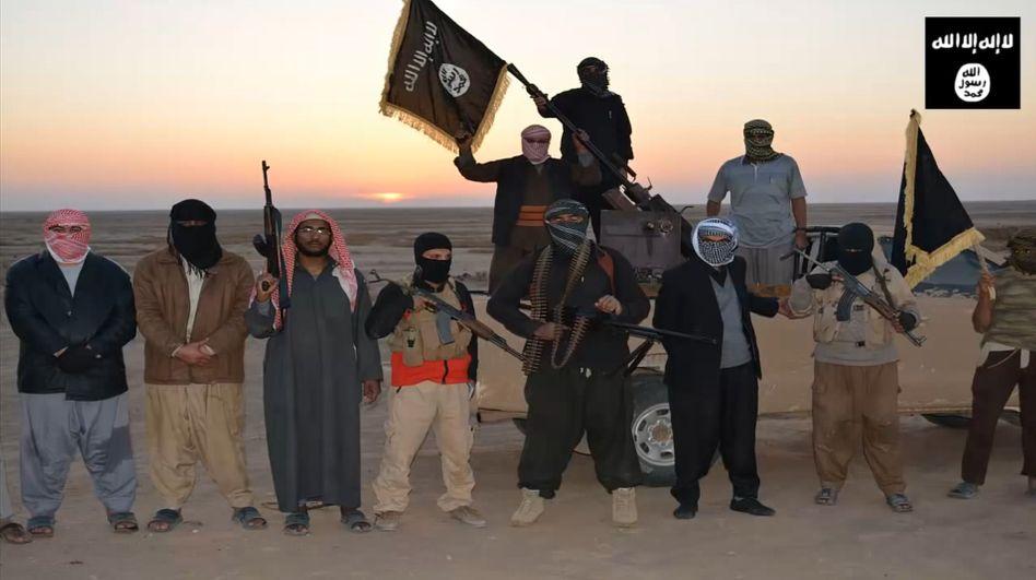 Vormarsch der Terroristen im Irak: Ein Staat scheitert