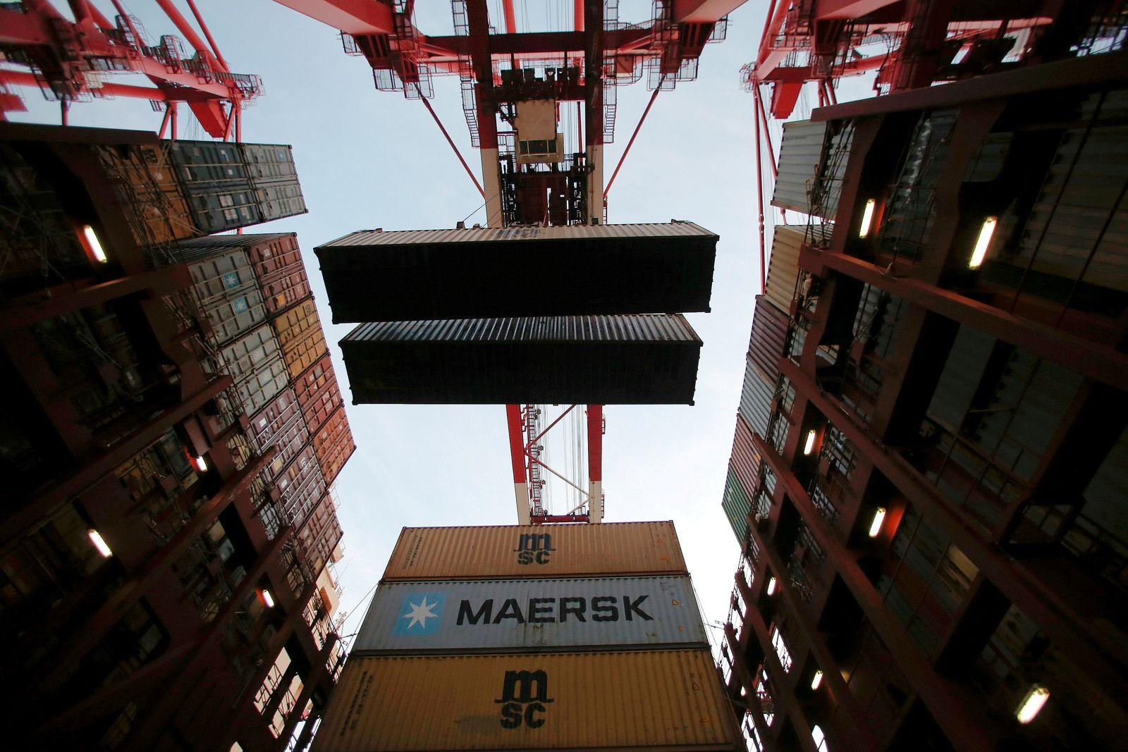 China Container Shanghai