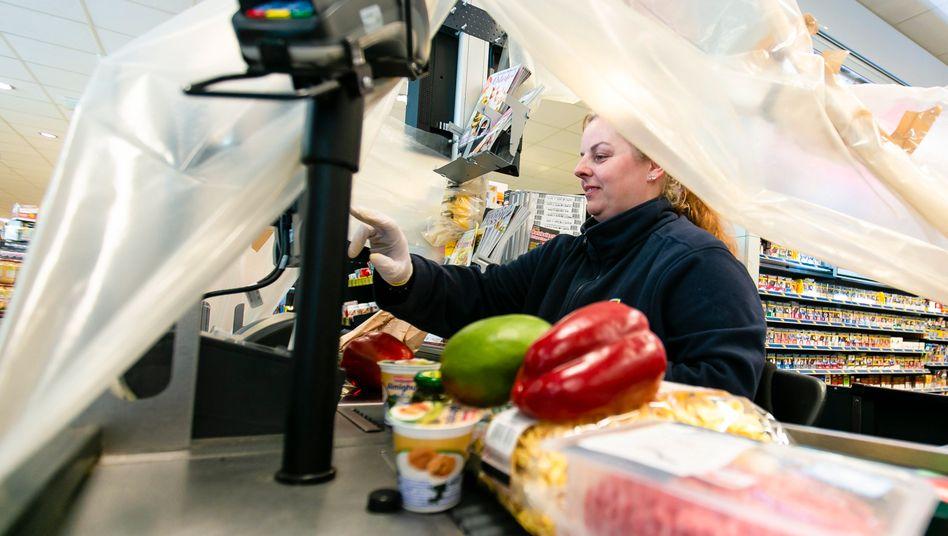 Supermarkt in Schleswig-Holstein: Fleisch und Obst fast neun Prozent teurer