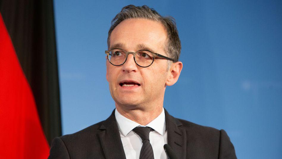 Heiko Maas