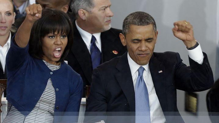 Amtseinführung des US-Präsidenten: Obamas zweite große Party