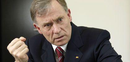 Köhler: Er will Bundespräsident bleiben
