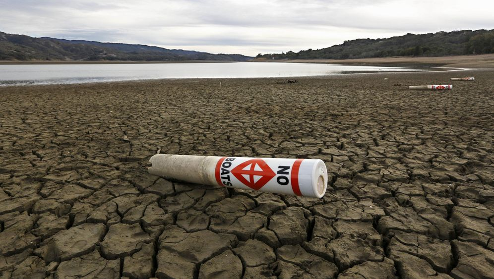 Kalifornien: Dürre macht Wasser für Diebe interessant