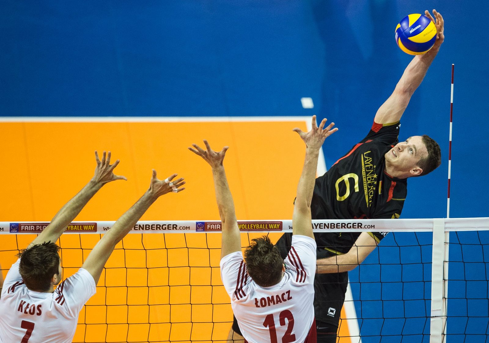 VOLLEYBALL-OLY-QUALIFIER-GER-POL